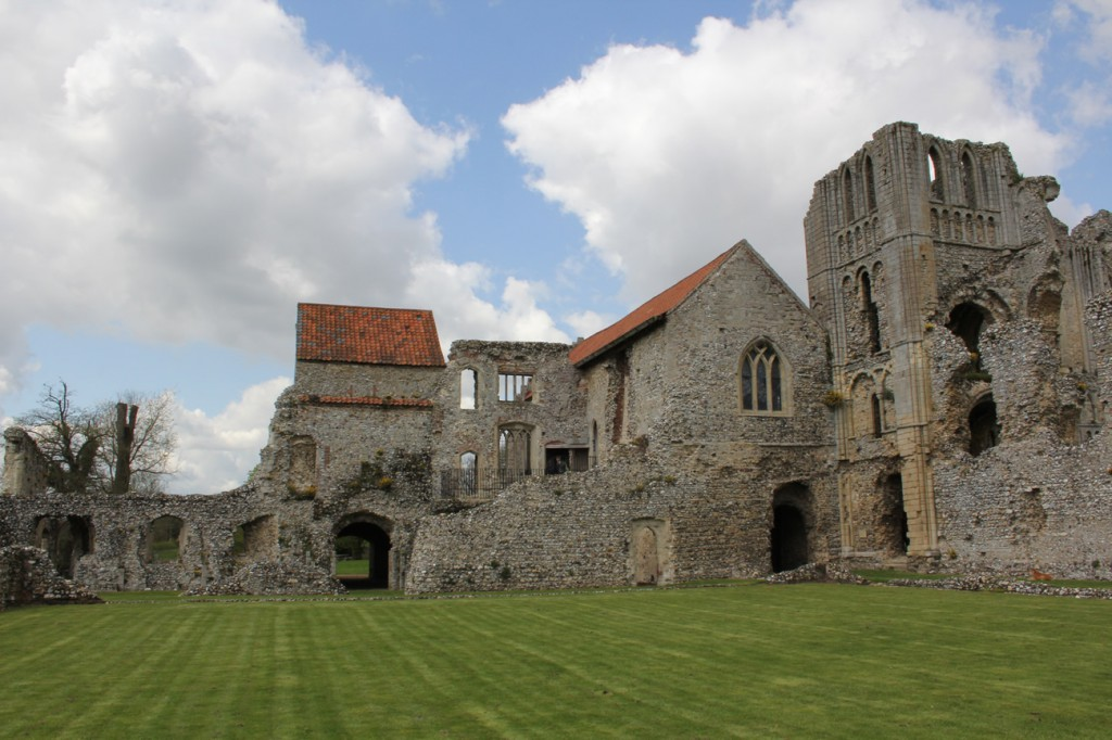 Castle Acre Priory Norman Connections Discover Norman History